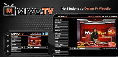 aplikasi nonton TV di Android