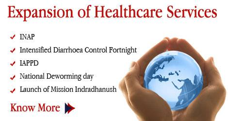 Expansion of Healthcare Services
