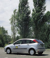 ford focus gnc test
