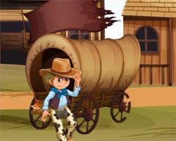 Juegos de Escape Wild West Sheriff Escape