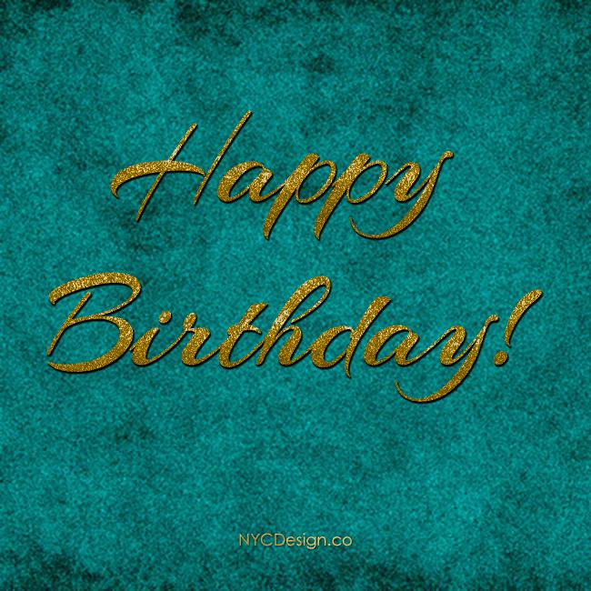 New York Web Design Studio New York Ny Happy Birthday