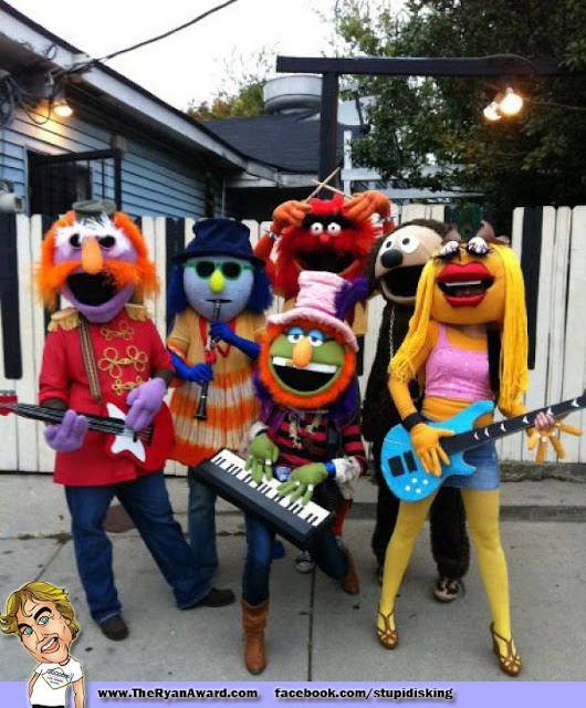 Epic Halloween Costumes - The Muppet's