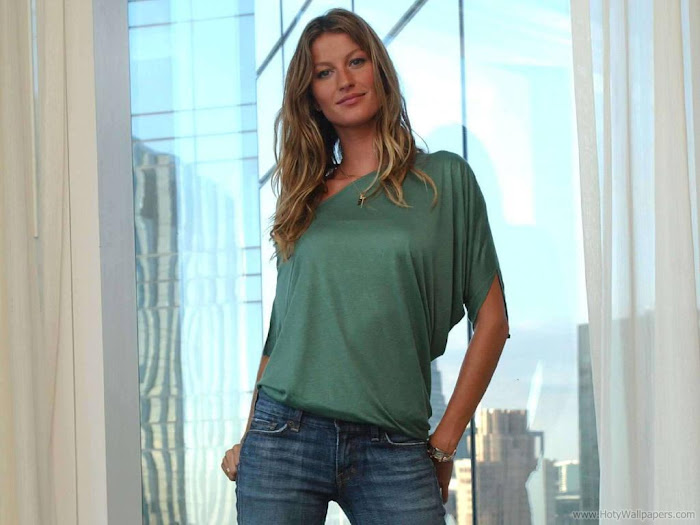 Gisele Bundchen HD Wallpaper -01