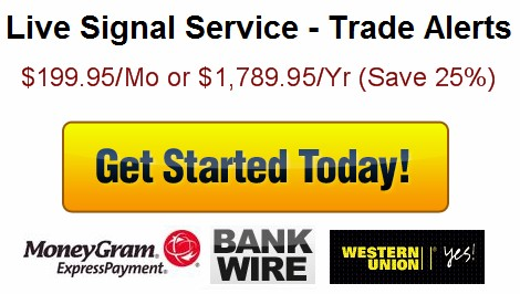 Trading alert system
