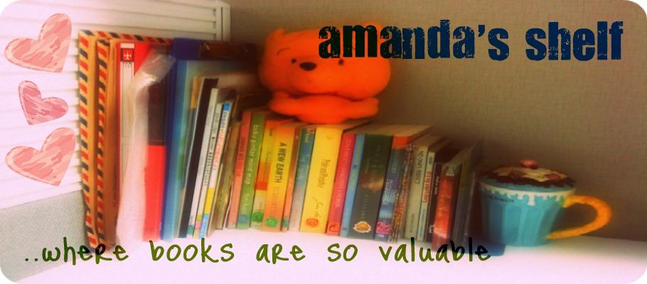 Amanda's Shelf