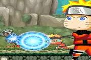 لعبة ناروتو ومغامراته في قرية ورقة الشجر Naruto Adventure