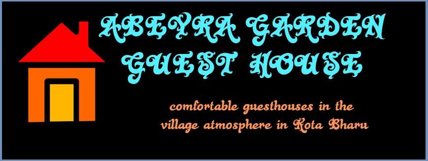 Homestay Kota Bharu: Abeyra Garden