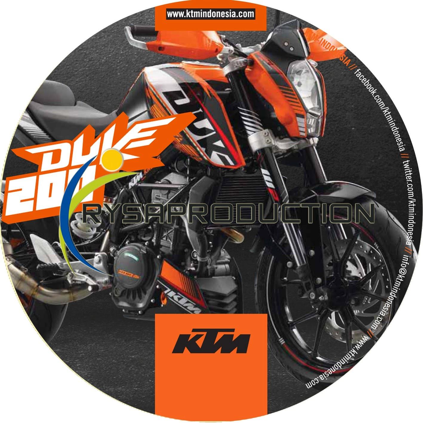 Motor KTM