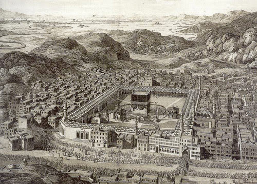 Sebelum Datang Wahabi,  Tahlilan 7 Hari Populer di Makkah dan Madinah