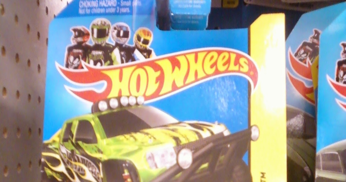 Julian's Hot Wheels Blog: Sandblaster - Super Treasure Hunt