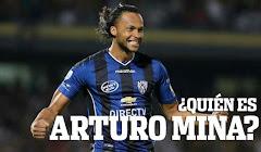 Se viene Arturo Mina