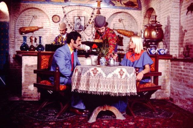 Irán en los años 60 y 70