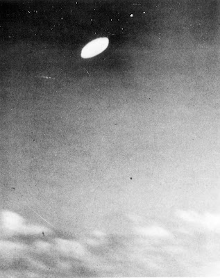 UFO Photograph Ramey - AFB, Puerto Rico 4-16-1967