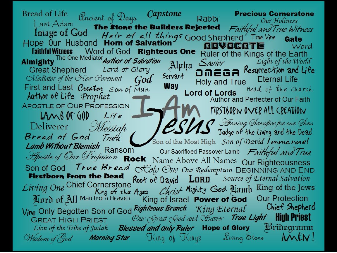 names of jesus christ Jesus desk jesus—names of jesus the names of jesus the christ : mt 16:16,20 mk 8:29 14:61 lk 4:41: head of the corner.
