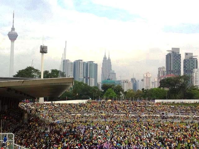 Himpunan Kebangkitan Rakyat (KL112)
