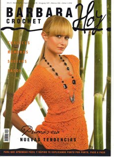 Revista Barbara Hoy Crochet Ano 5 Núm.33