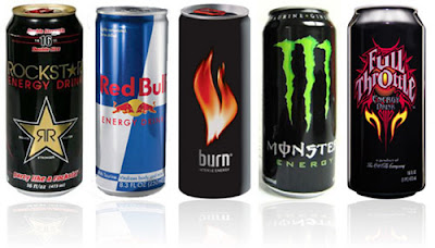 Cuidados com as bebidas Energéticas