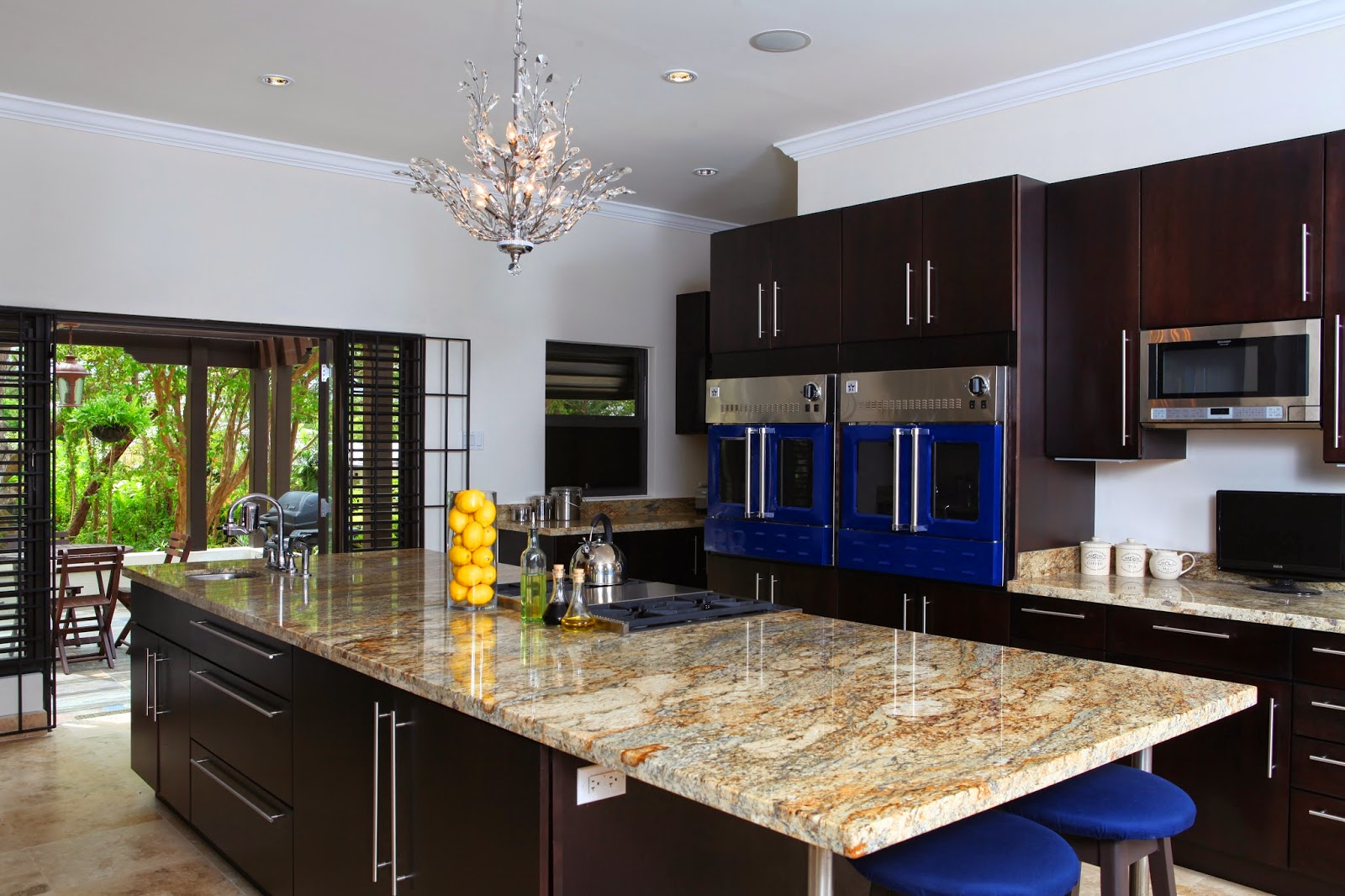 Countertops, Kitchen Cabinetry And Hardware By Cornerstone Builders Direct.