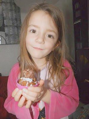 recette, cupcake, ourson, chocolat, guimauve