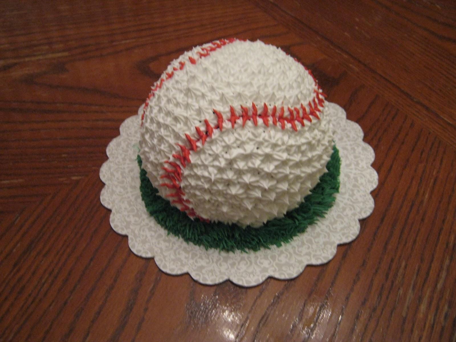Cakes By The Sugar Cains Davids Softball Birthday Cake