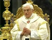 For our Pope Emeritus