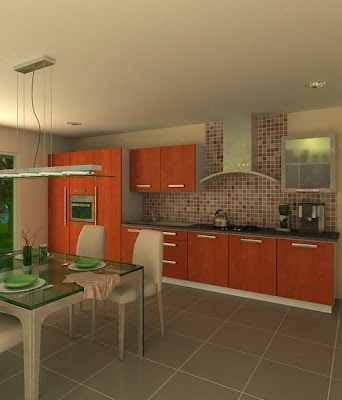kitchen design minimalist