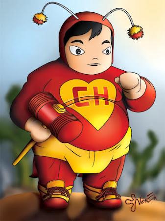 Moda plus size para os heróis