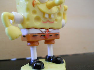 Bob Esponja magic Kinder 2012 Viacom