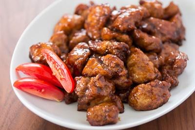 Black Vinegar Pork
