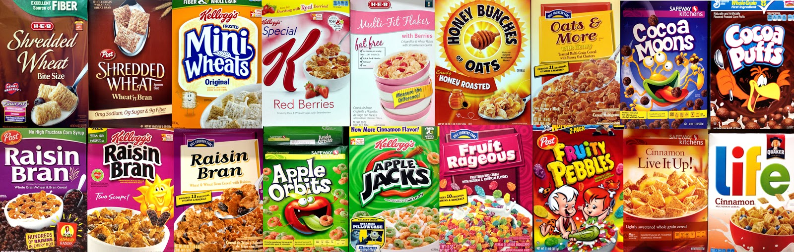 ready to eat breakfast cereal case Case write up ready-to-eat breakfast cereal industry- group b-5 rte industry boundaries when looking at supply side of rte cereal industry major costs to producers constitute of initial investment in production plant.