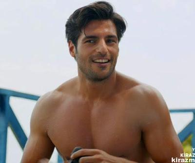 Serkan Cayoglu Hot Body Shirtless