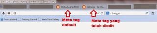 cara membuat meta tag seo friendly di blogger