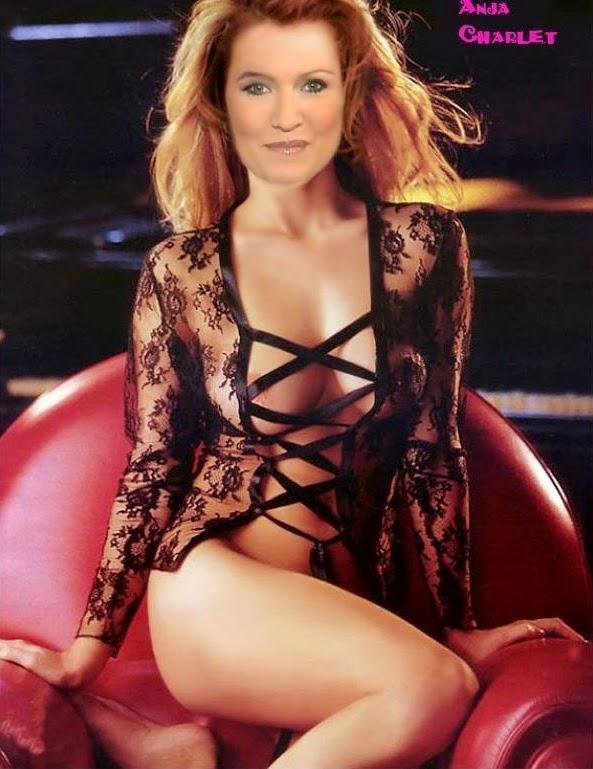 Nackt Bilder : Anja Charlet Fake Celebs   nackter arsch.com
