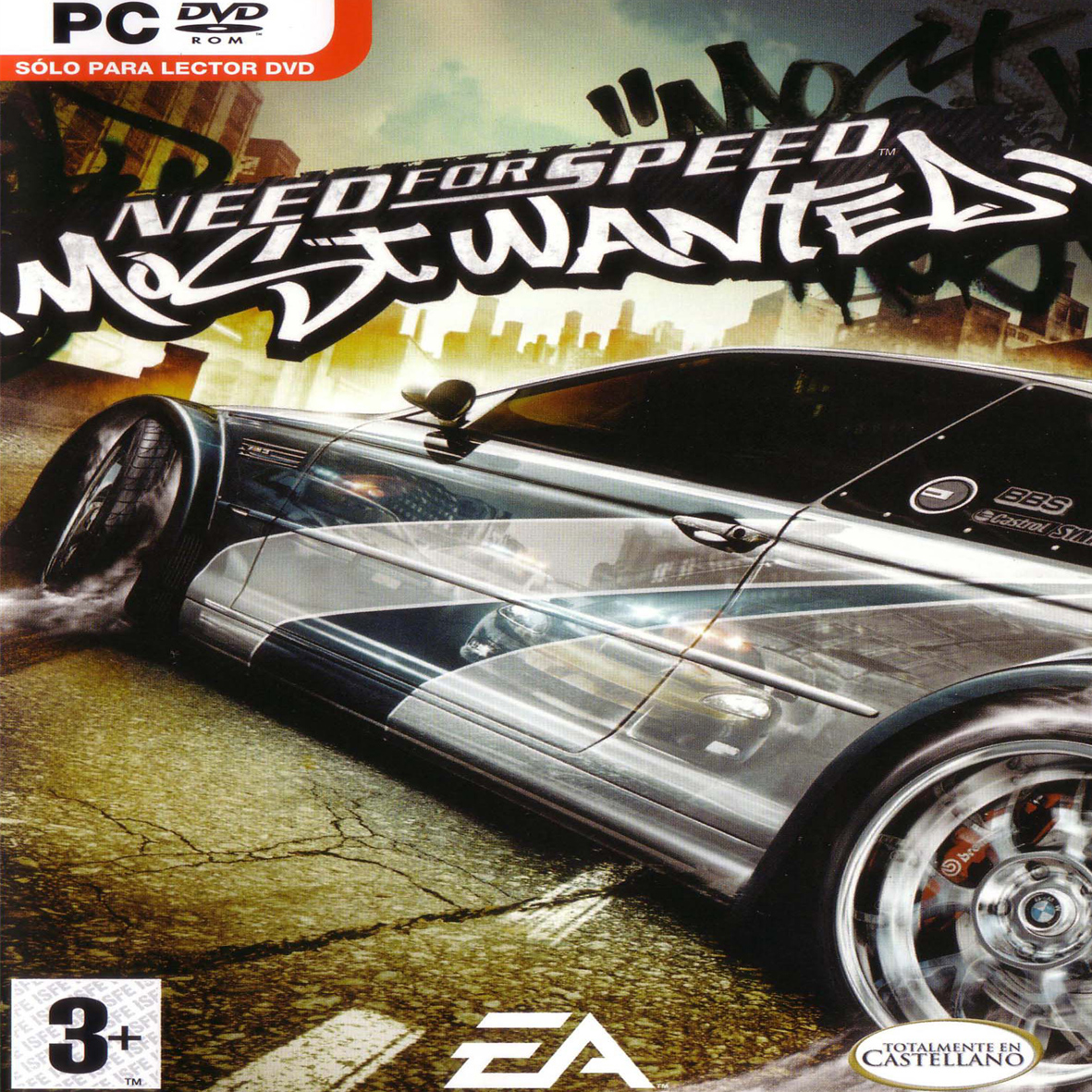Psp pc need for speed most wanted pc full espa ol Nfs most wanted para pc