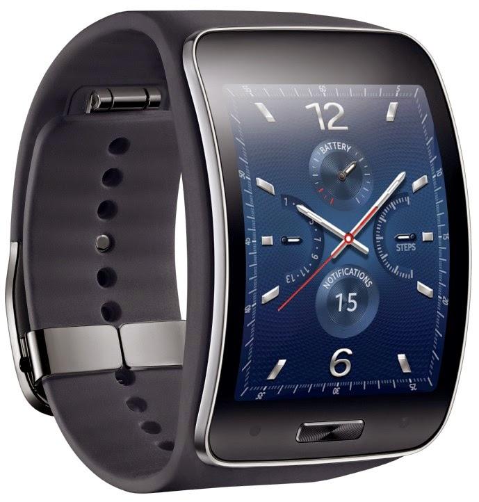 Jam Pintar 3G Gear S Dilancarkan Oleh Samsung