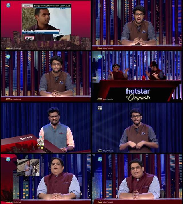 On Air With AIB Episode 02 Aag Hindi 720p HDRip
