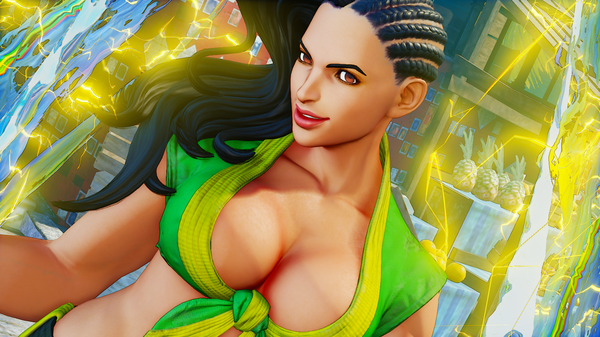 Laura Street Fighter V