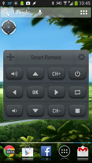 Smart IR Remote - Universal IR android