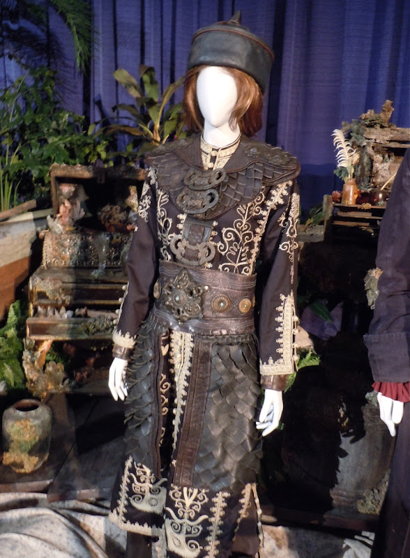 Keira Knightley Pirates of the Caribbean 3 costume