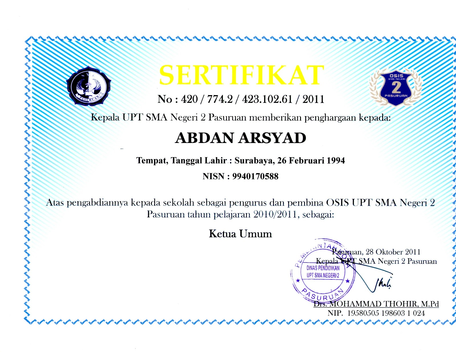 Diposkan oleh abdan arsyad di 3/24/2012 04:28:00 PM
