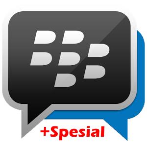 BBM Mod Spesial For Android Terbaru Backgroud Ganti dan Text Berjalan Unduhdroid