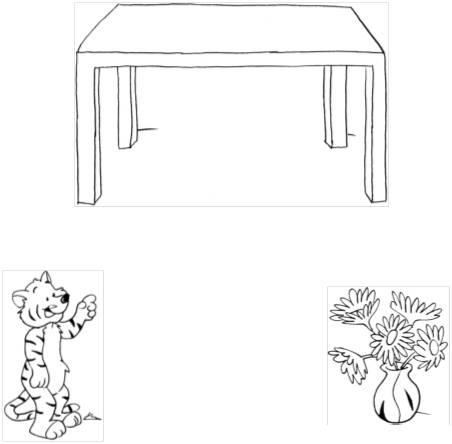 Dibujos para colorear de encima y debajo - Imagui