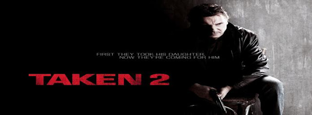 Taken 2 cover Facebook