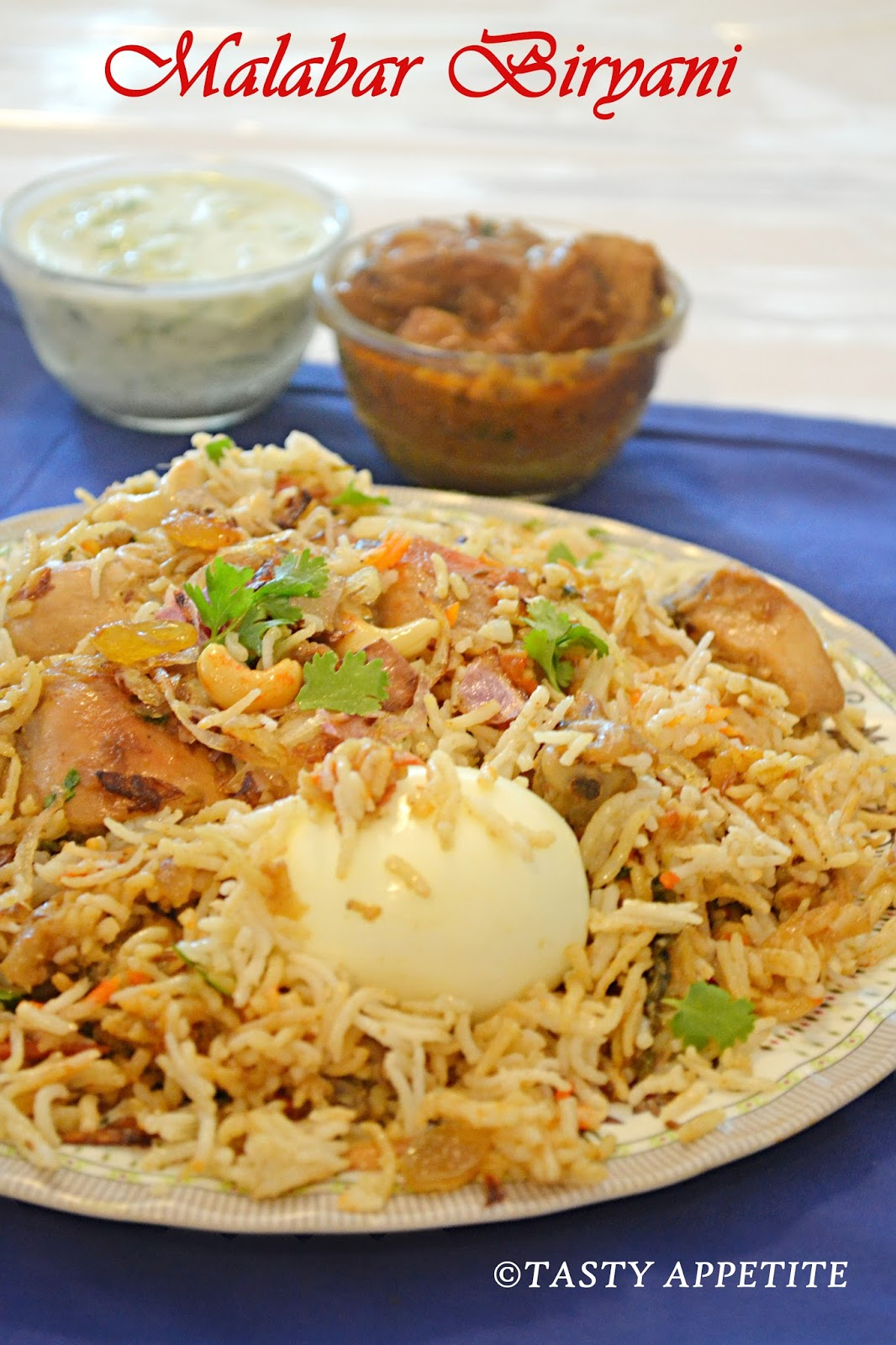 Malabar chicken biryani for Chicken biryani at home