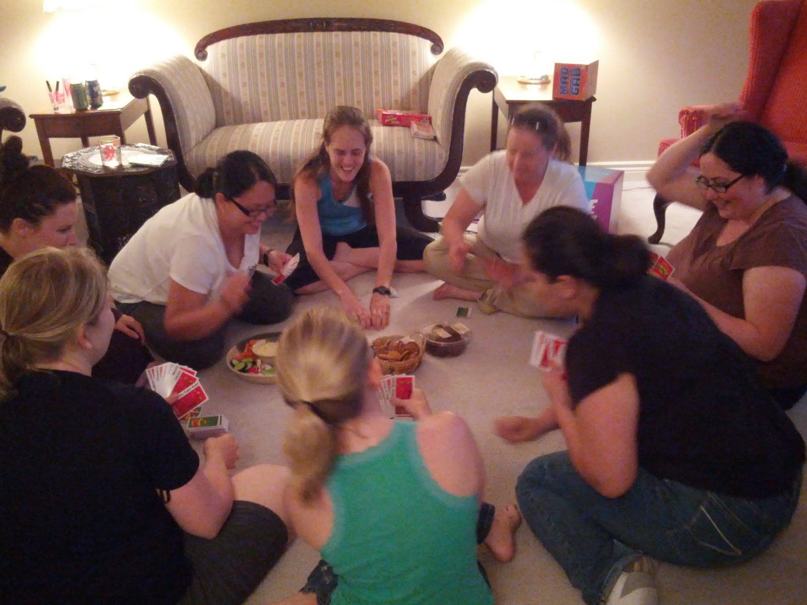 Some fun games to play at parties for Fun parties for adults
