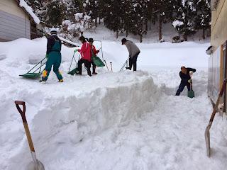 平成25年度ボランティア専門講座「除雪ボランティア活動」