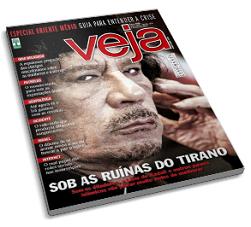 Capa Revista Veja – 02 de Março 2011 – Ed. 2206