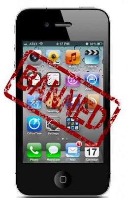 IPhone proibidos pelo governo sírio Para Prevenir provas em vídeo de Violência