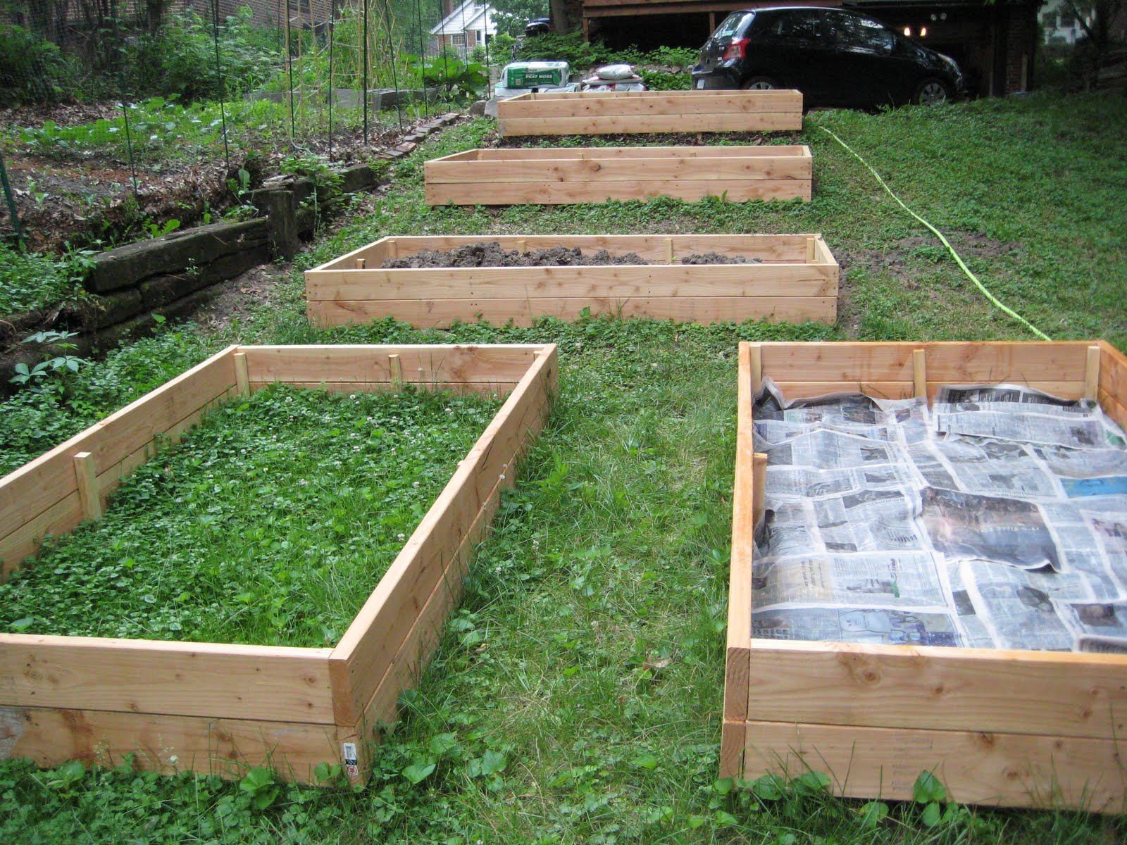 How To Build Elevated Garden Beds | Home Design and Decor ...