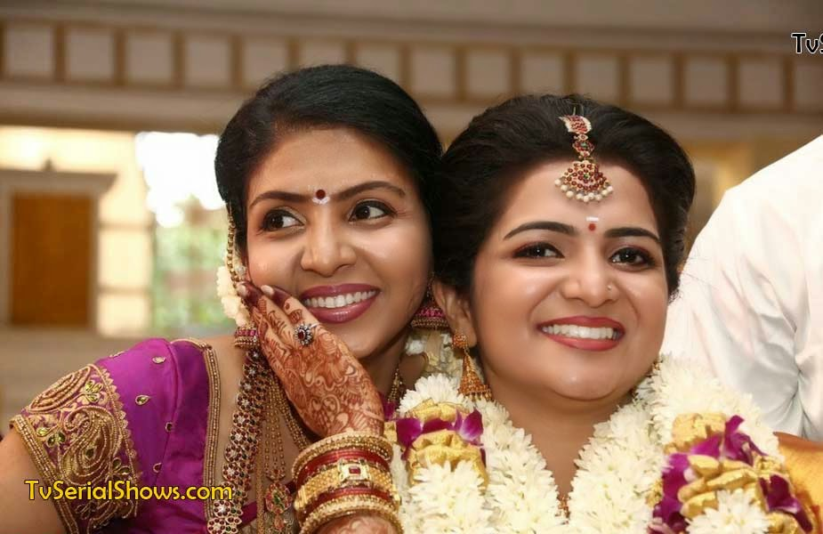 Vijay Tv Anchor Divyadarshini Wedding Photos Dd Marriage With Srikanth